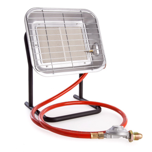 Buy Sealey LP14 Space Warmer Propane Heater with Stand 10,250-15,354Btu/hr for GBP37.5 at Toolstop