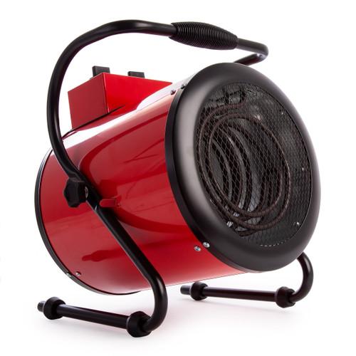 Sealey EH3001 Industrial Fan Heater 2 Heat Settings 3000W / 240V - 3