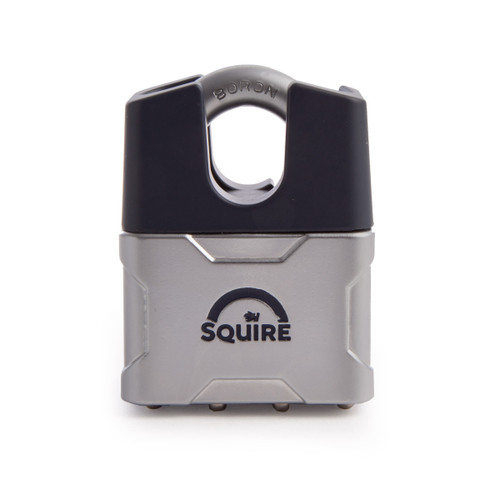 Henry Squire VULCAN-P450CS Closed Shackle Diecast Body Padlock with Boron Shackle 50mm - 1