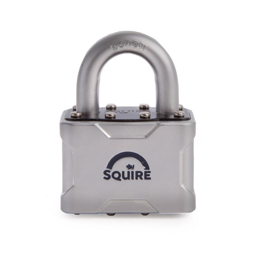 Henry Squire VULCAN-P450 Diecast Body Padlock with Boron Shackle 50mm - 1