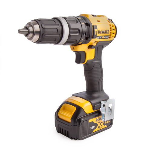 Dewalt DCD785M2 18V XR 2-Speed Combi Drill (2 x 4.0Ah Batteries) - 3