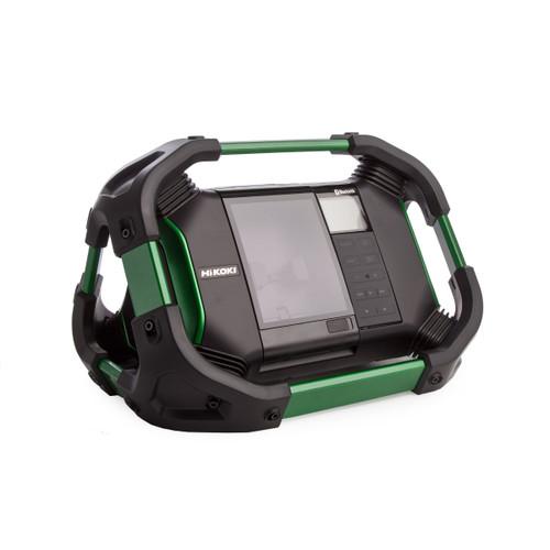 HiKOKI UR18DSDL/J4Z 18V DAB Bluetooth On Site Radio (Body Only) - 3