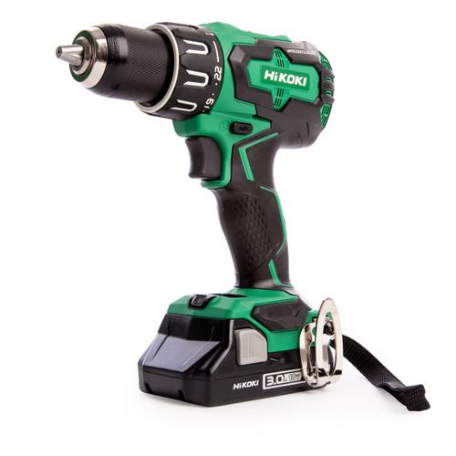 HiKOKI DV18DBFL2 18V Brushless Combi Drill (2 x 3.0Ah Batteries) - 4