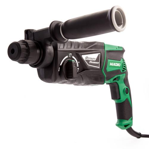 HiKOKI DH26PX 26mm SDS+ Rotary Hammer Drill 240V - 4
