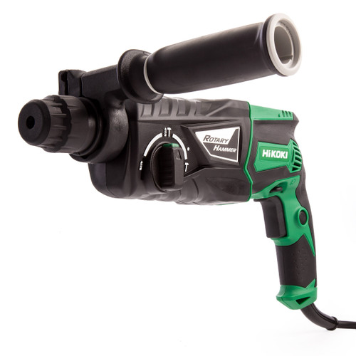HiKOKI DH26PX 26mm SDS+ Rotary Hammer Drill 110V - 4