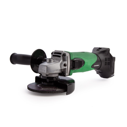 HiKOKI G18DSL/W4Z 18V Cordless Angle Grinder (Body Only) - 2