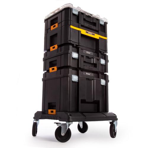 Dewalt DWST1-81048 TSTAK Wheeled Tower Toolbox Organiser - 6