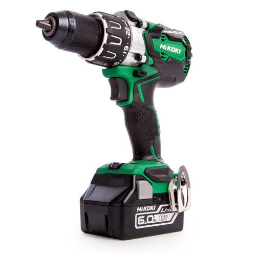 HiKOKI DV18DBXL/JXZ 18V Brushless Combi Drill (2 x 6.0Ah Batteries) - 5