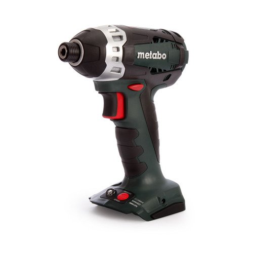 Metabo SSD18LTX200 18V Cordless Impact Driver (Body Only) - 3
