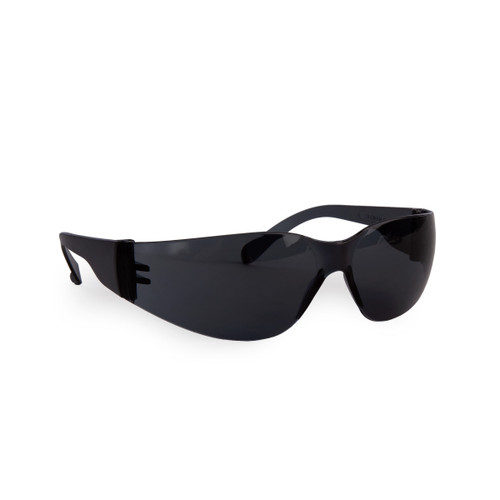 Beeswift BS098GY Ancona Safety Spectacle Smoke - 1