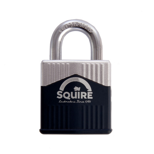 Henry Squire Warrior-45 45mm Open Shackle Steel Padlock - 2
