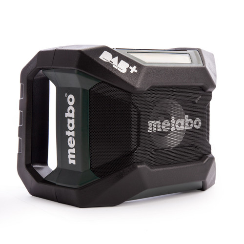 Metabo 600778380 Cordless Worksite Radio R12-18 DAB+ BT (Body Only) - 3