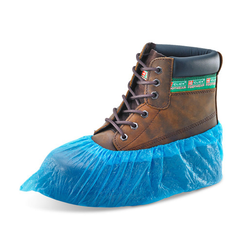 Beeswift BS023 Disposable Overshoes (30 Pack) - 1