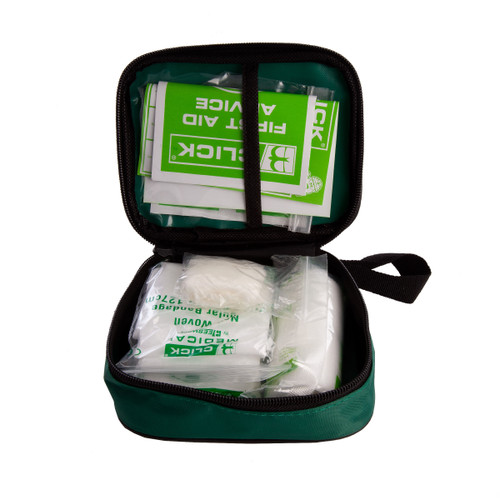 Beeswift 1 Person First Aid Kit Pouch - 2