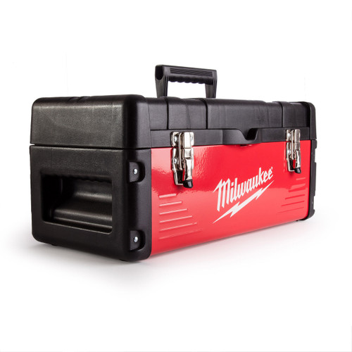 Milwaukee 4939435038 Red Metal Toolbox 480 x 220 x 230mm - 5