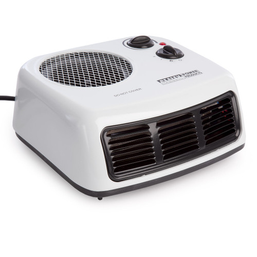 Sealey FH2009 Fan Heater 2 Heat Settings With Thermostat 2000W / 240V - 1
