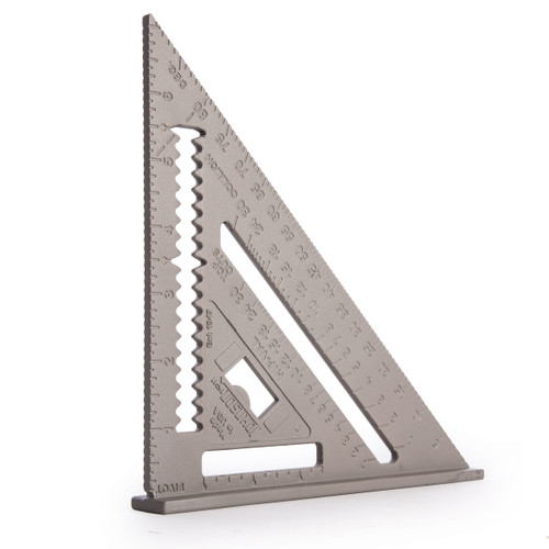 Johnson RAS-1B Professional Aluminium Rafter Angle Square 7in