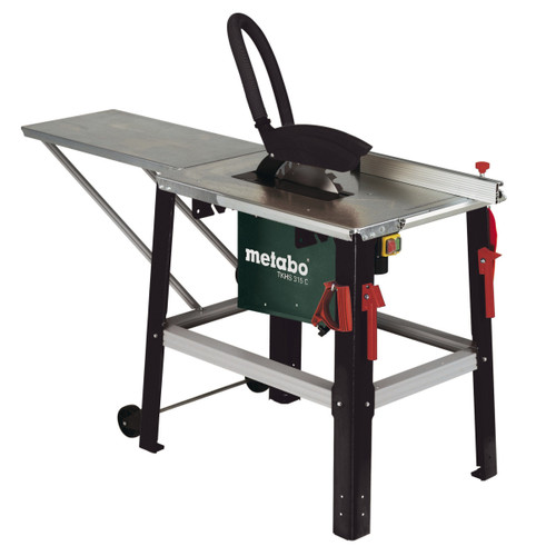 Metabo TKHS315C Portable Site Saw/Table Saw 240V - 6