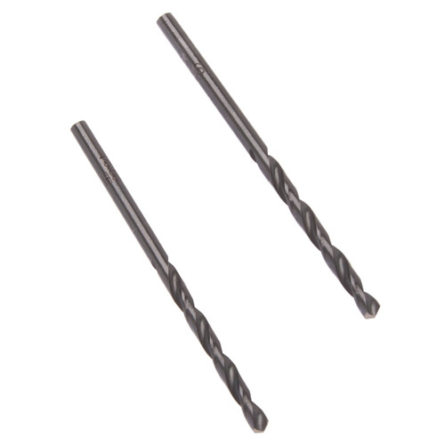 Makita P-19342 HSS Groundpoint Standard Straight Shank Drill Bit 3 x 61mm - 1