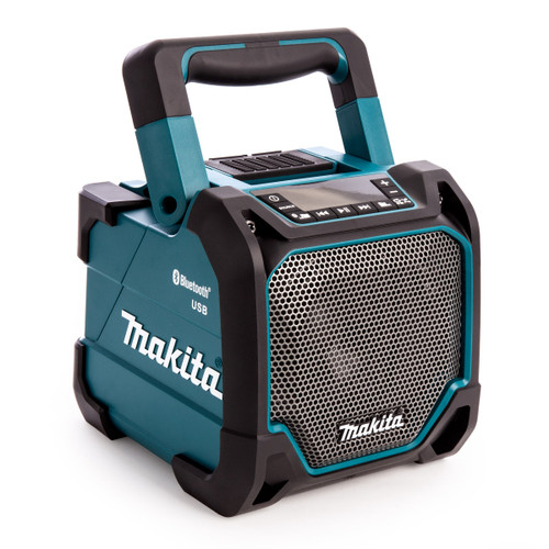 Makita DMR202 Job Site Speaker Cordless Bluetooth 12V - 18V (Body Only) - 4