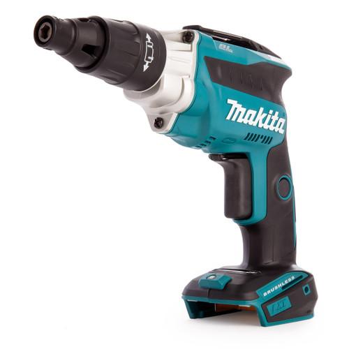 Makita DFS251Z TEK 18V Brushless Screwdriver (Body Only) - 5
