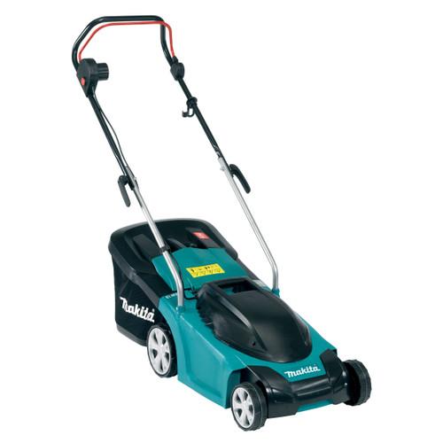 Buy Makita ELM3711X 37cm Electric Lawn Mower 240V at Toolstop