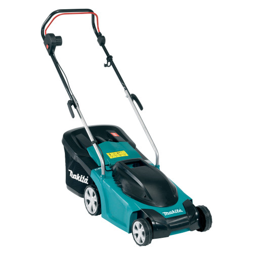 Buy Makita ELM3711X 37cm Electric Lawn Mower 240V at Toolstop