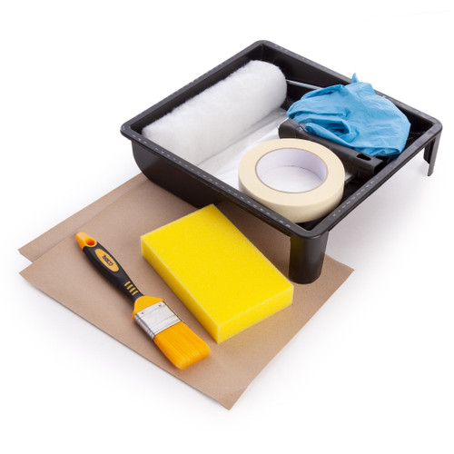 Coral 10305 Painting Walls and Ceilings Project Box (11 Piece)