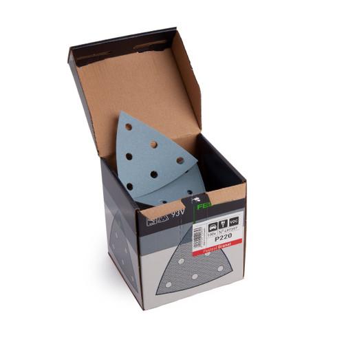 Festool 497397 Sandpaper STF V93/6 P220 GR /100 Granat - 3