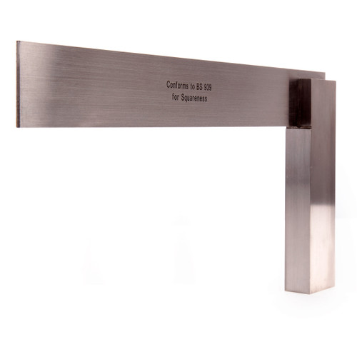 Fisher F4112 Engineers Precision Square 12in / 300mm - 2