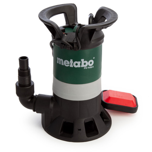 Metabo PS7500 Dirty Water Submersible Pump 450W 240V