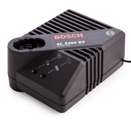 Bosch AL 2450 DV High Speed Battery Charger 7.2V - 24V - 2