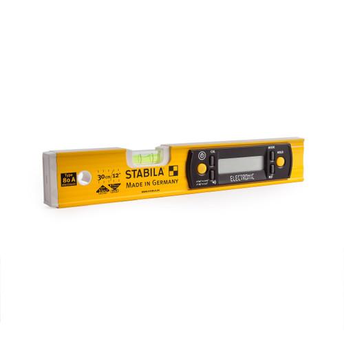 Stabila 17323 80A Electronic Level 300mm - 3