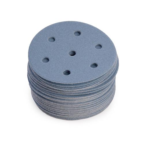 Festool 497365 Granat Sanding Discs STF 80 Grit - 1