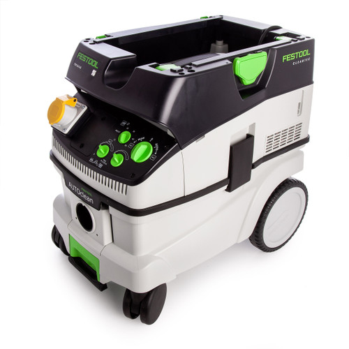 Festool 574979 Mobile Dust Extractor CTM 26 E AC GB CLEANTEC 110V - 5