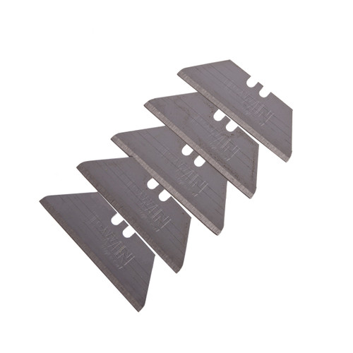 Irwin 10505823 Bi Metal Safety Knife Blades (Pack of 5) - 1