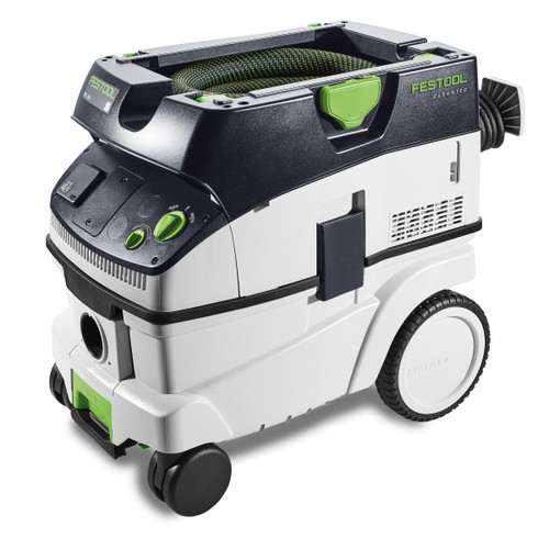 Festool 574951 Mobile Dust Extractor CTL 26 E GB CLEANTEC 240V - 4