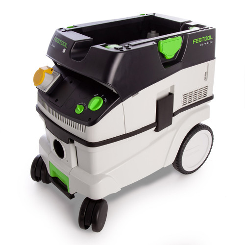Festool 574950 Mobile Dust Extractor CTL 26 E GB CLEANTEC 110V - 4