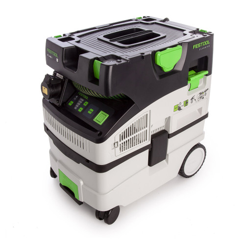 Festool 574836 Mobile Dust Extractor CTL MIDI I GB CLEANTEC 110V - 4