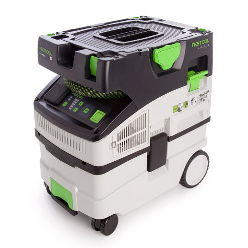 Festool 574835 Mobile Dust Extractor CTL MIDI I GB CLEANTEC 240V - 4