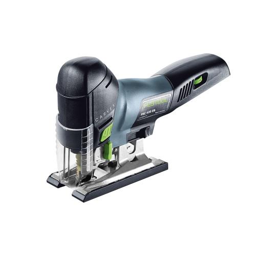Festool 574713 Cordless Pendulum Jigsaw PSC 420 Li EB-Basic CARVEX (Body Only) - 2