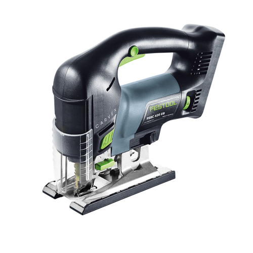 Festool 201379 Cordless Pendulum Jigsaw PSBC 420 Li EB-Basic CARVEX (Body Only) - 2
