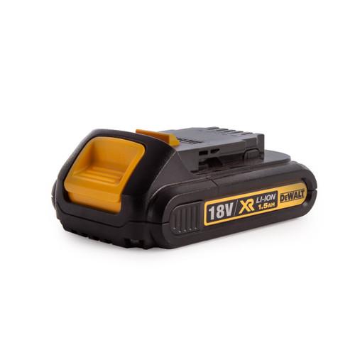 Dewalt DCB181 18.0V 1.5 AH Li-ion Battery - 2