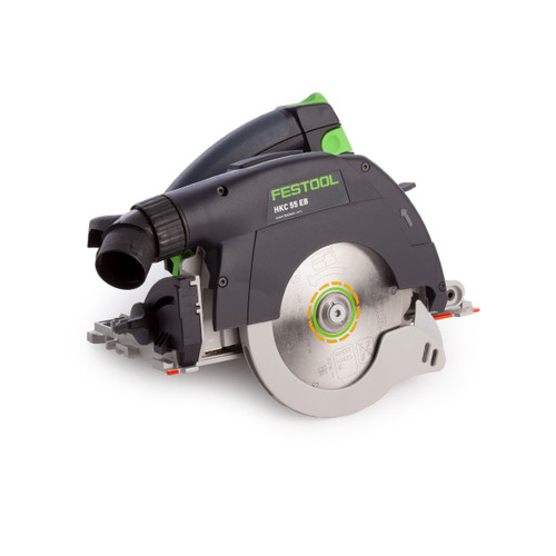 Festool 201358 Cordless Circular Saw HKC 55 Li EB-Basic (Body Only) - 2