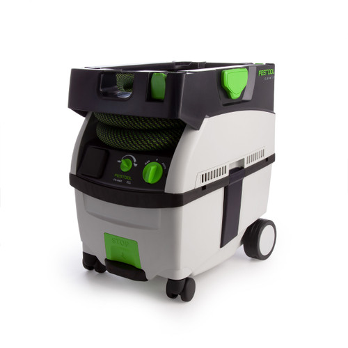 Festool 575265 Mobile Dust Extractor CTL MIDI GB 240V CLEANTEC - 2