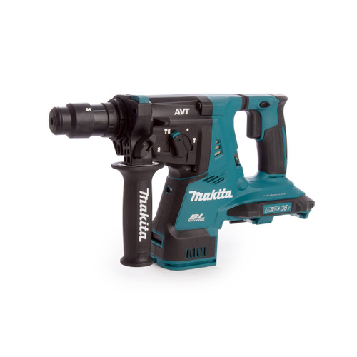 Makita DHR280ZJ 36V LXT Brushless Rotary Hammer (Body Only) Accepts 2 x 18V Batteries  - 3