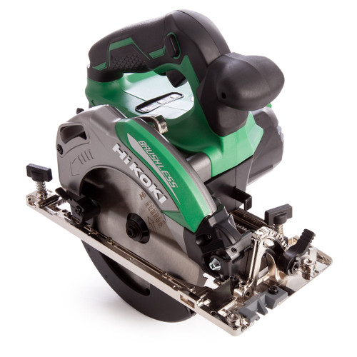 HiKOKI C 18DBAL 18V Brushless Circular Saw 165mm (2 x 5.0Ah Batteries) - 5