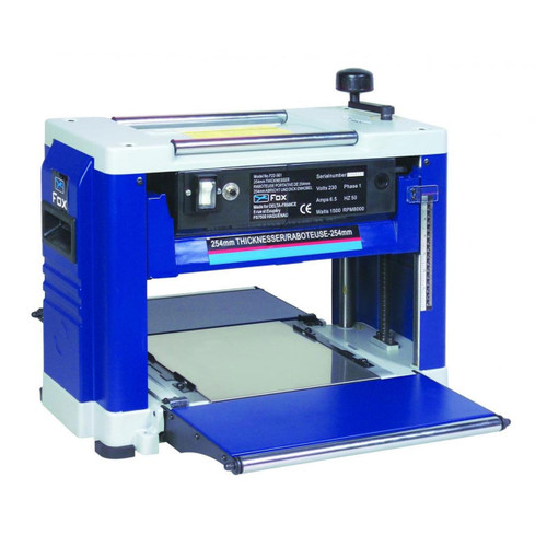 Buy Fox F22-561 10 Inch Portable Thicknesser 240V at Toolstop