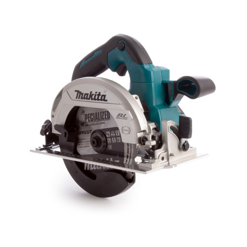 Makita DHS661ZU 18V Brushless Circular Saw 165mm LXT (Body Only) - 1