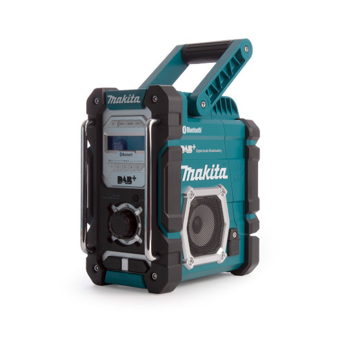 Makita DMR112 7.2V-18V DAB/DAB+ Jobsite Radio With Bluetooth (Body Only) - 4